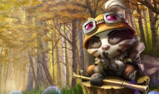 Teemo League Of Legends Wallpapers