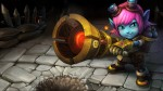 Riot Girl Tristana Skin - Chinese
