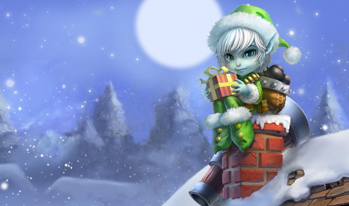 Earnest Elf Tristana Skin