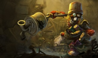 Junkyard Trundle Skin