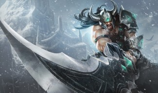 Tryndamere Classic Skin - Reworked
