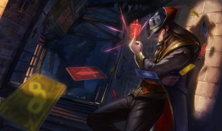 Twisted Fate Classic Skin - Updated