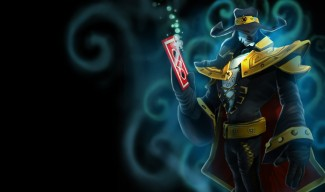 Twisted Fate Classic Skin - Original