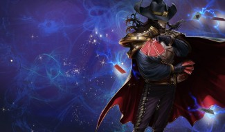 Twisted Fate Classic Skin - Old