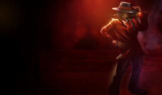 Tango Twisted Fate Skin - Old