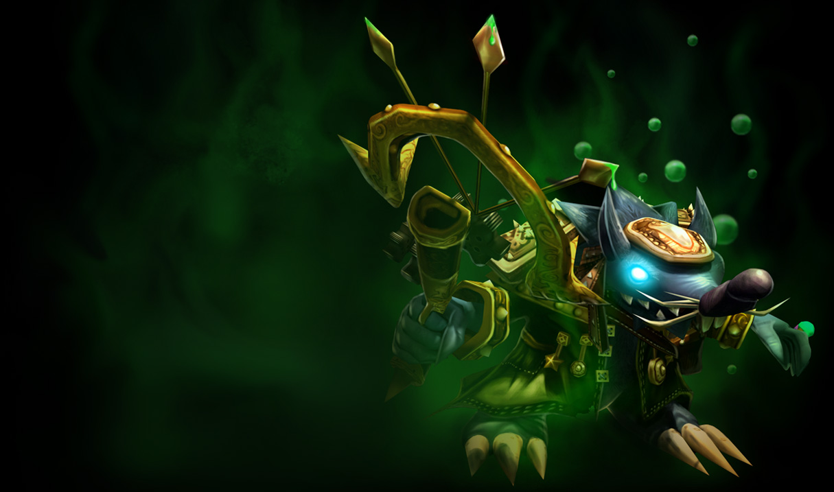 Twitch Classic Skin Old League Of Legends Wallpapers