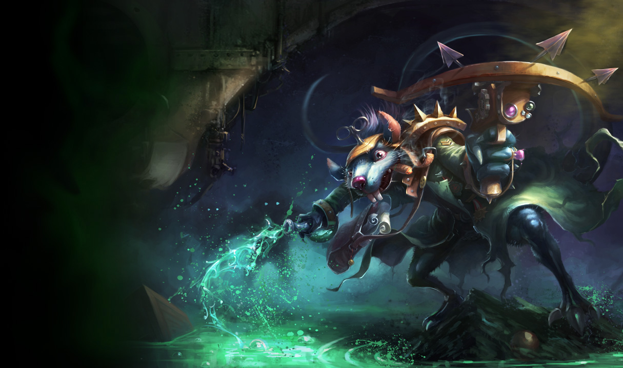Twitch Classic Skin Chinese League Of Legends Wallpapers