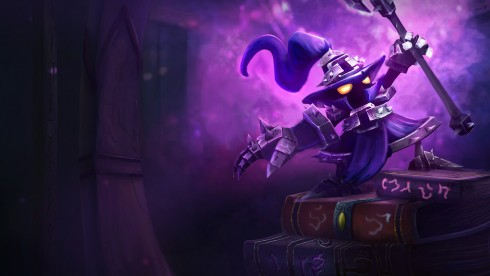 Veigar Classic Skin (Old)