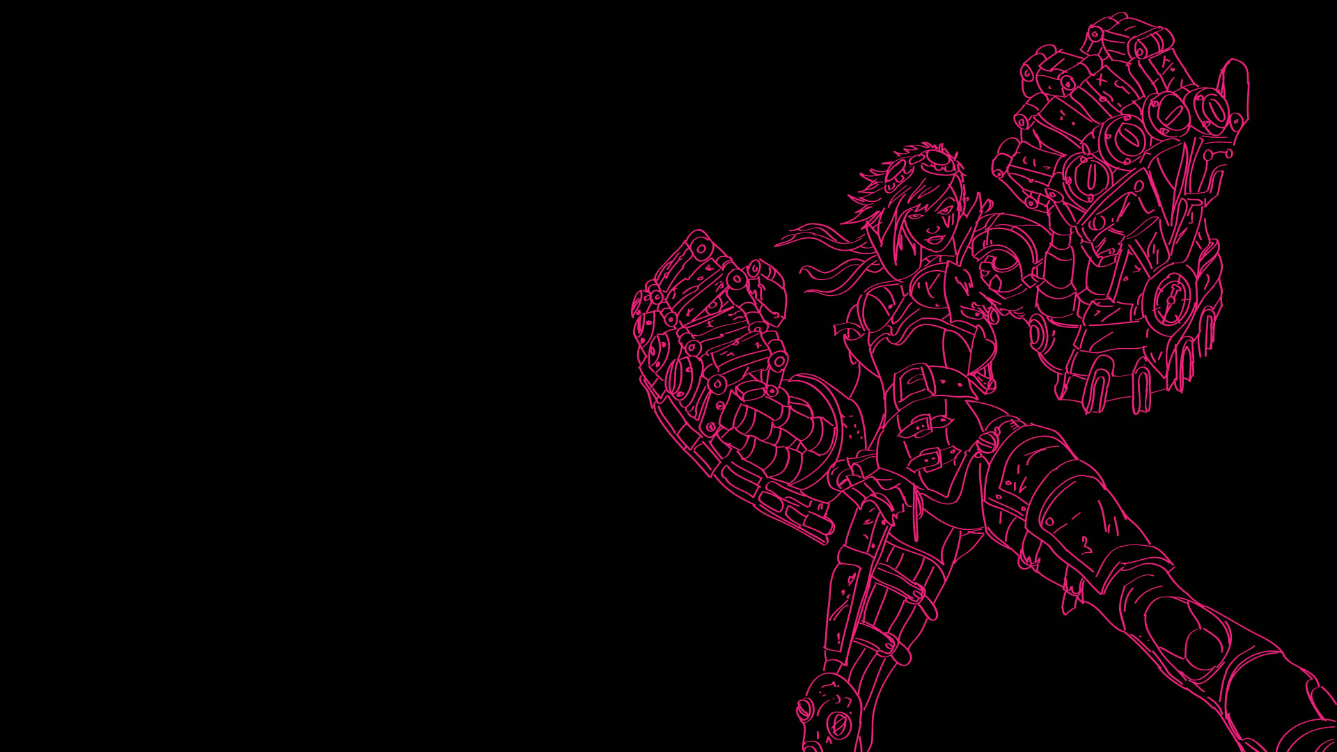Vi Wallpaper By Sovietpancake League Of Legends Wallpapers