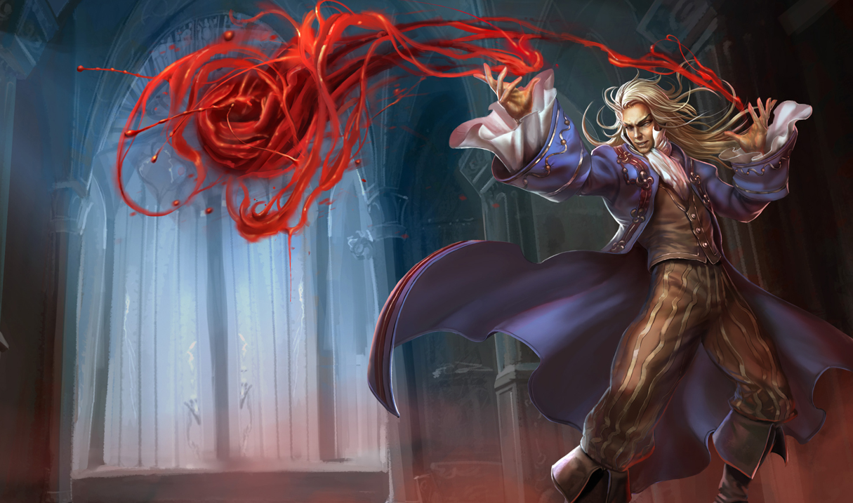 marquis vladimir skin chinese league of legends wallpapers