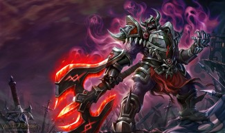 Warmonger Sion Skin - Chinese