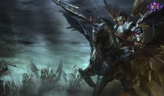 Winged Hussar Xin Zhao Skin - Chinese