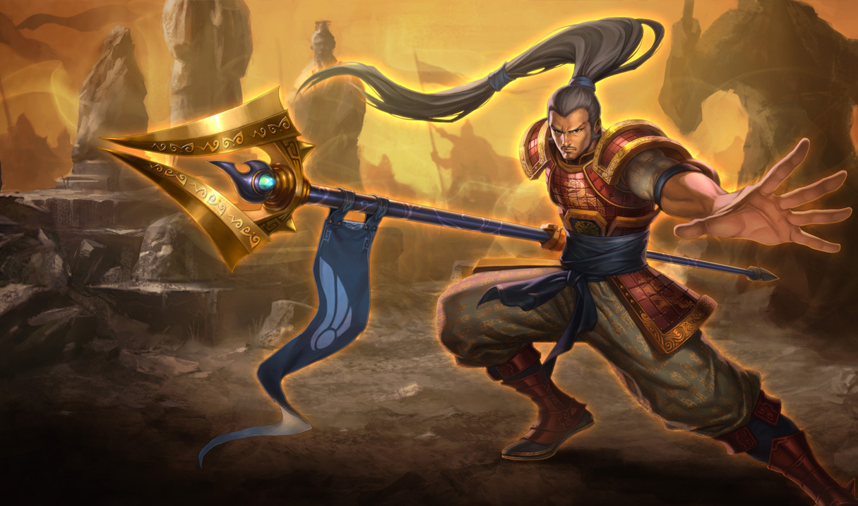 Imperial Xin Zhao Skin - Chinese