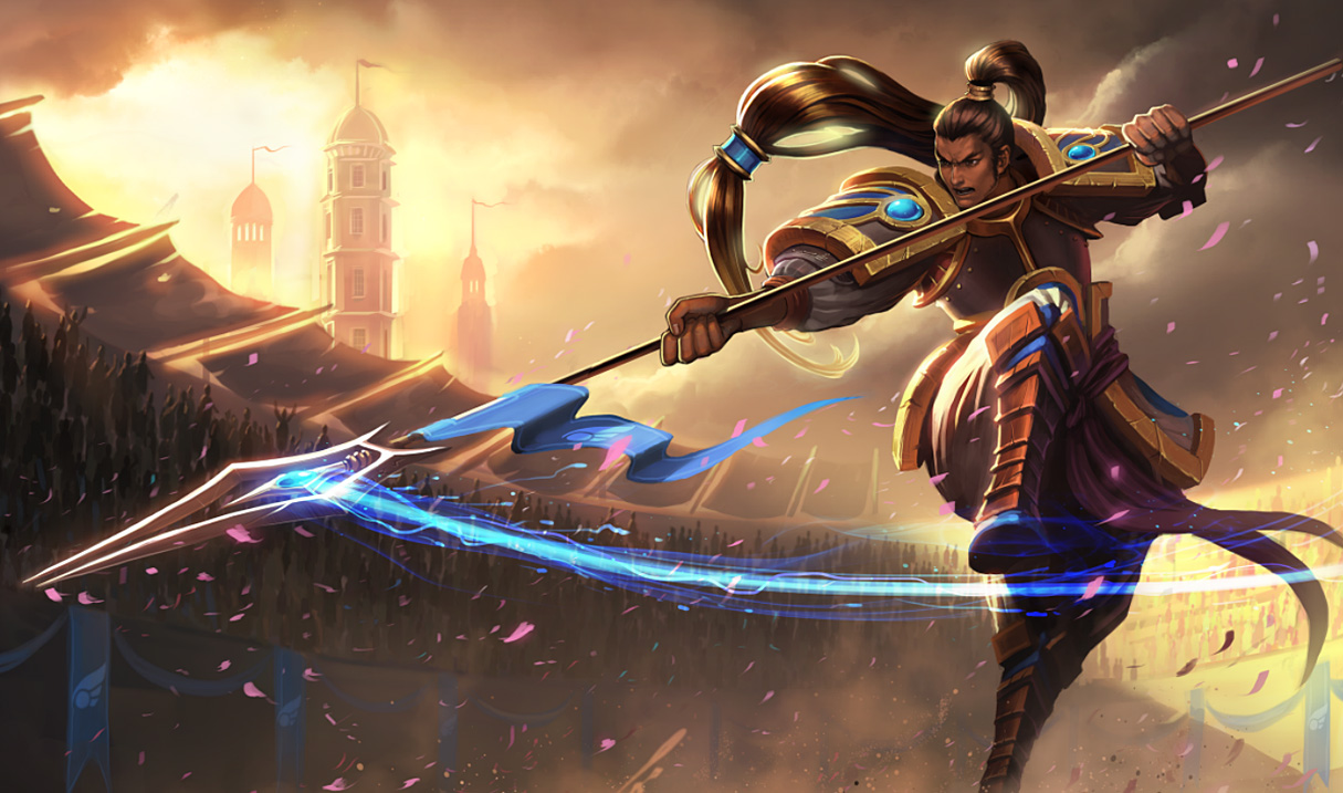Xin zhao league of legends wallpapers xin zhao classic skin chinese 2 voltagebd Image collections