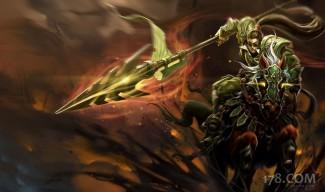 Commando Xin Zhao Skin - Chinese (Updated)
