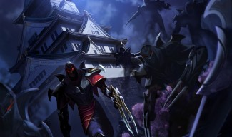 Zed Sneak Peek Wallpaper