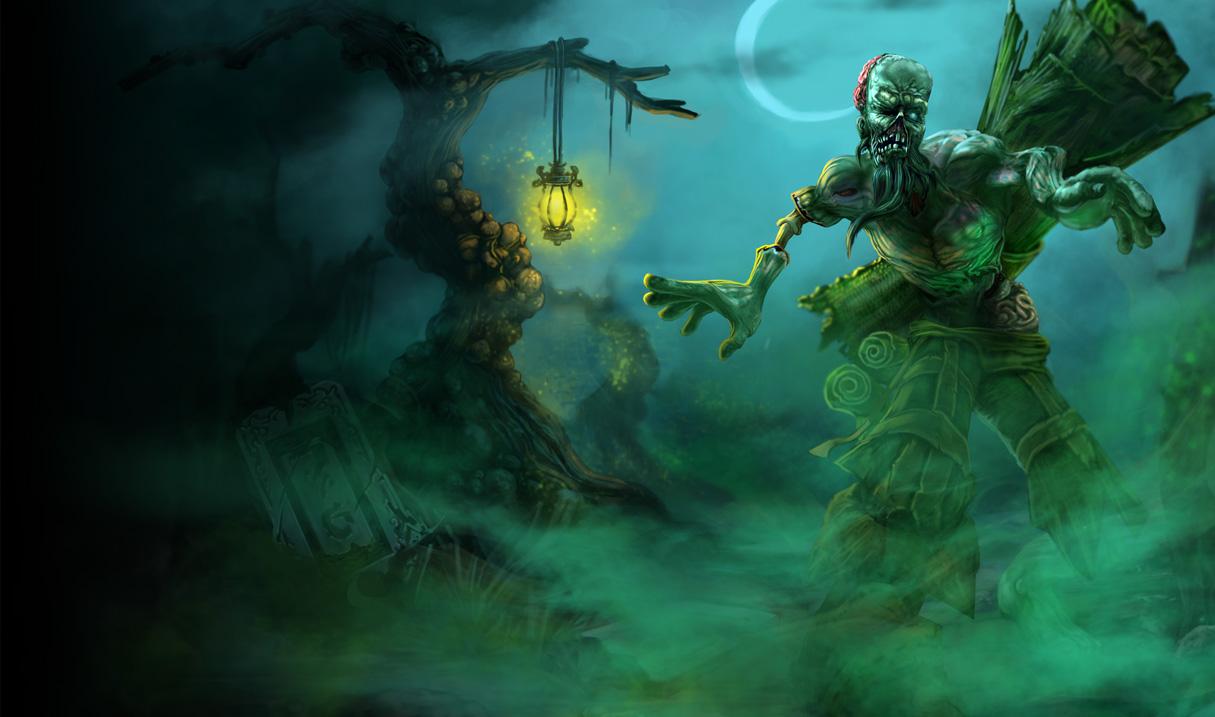 Zombie Ryze Skin