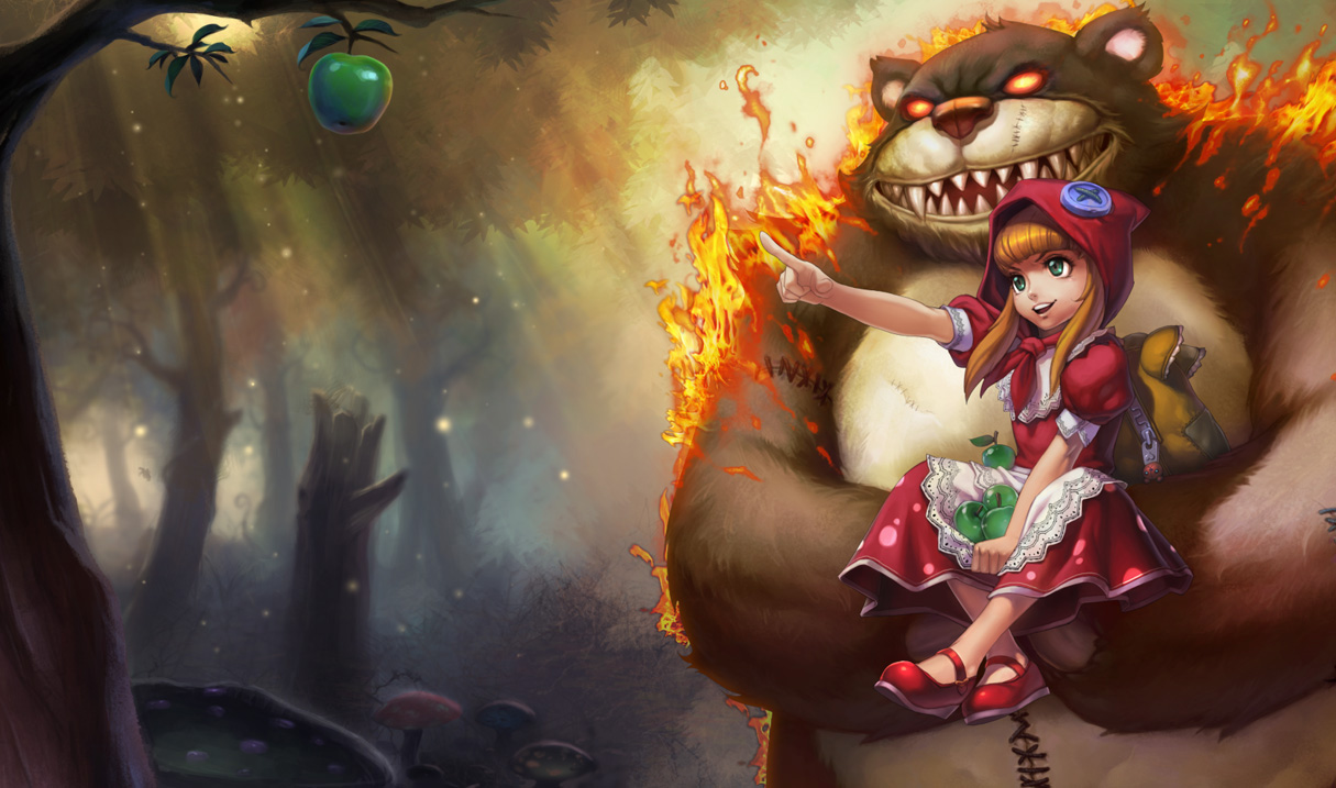 annie original splash art - photo #14