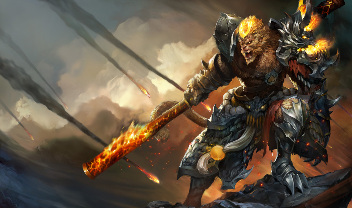 Wukong | League of Legends Wallpapers