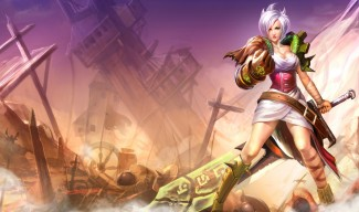 Riven Classic Skin - Chinese