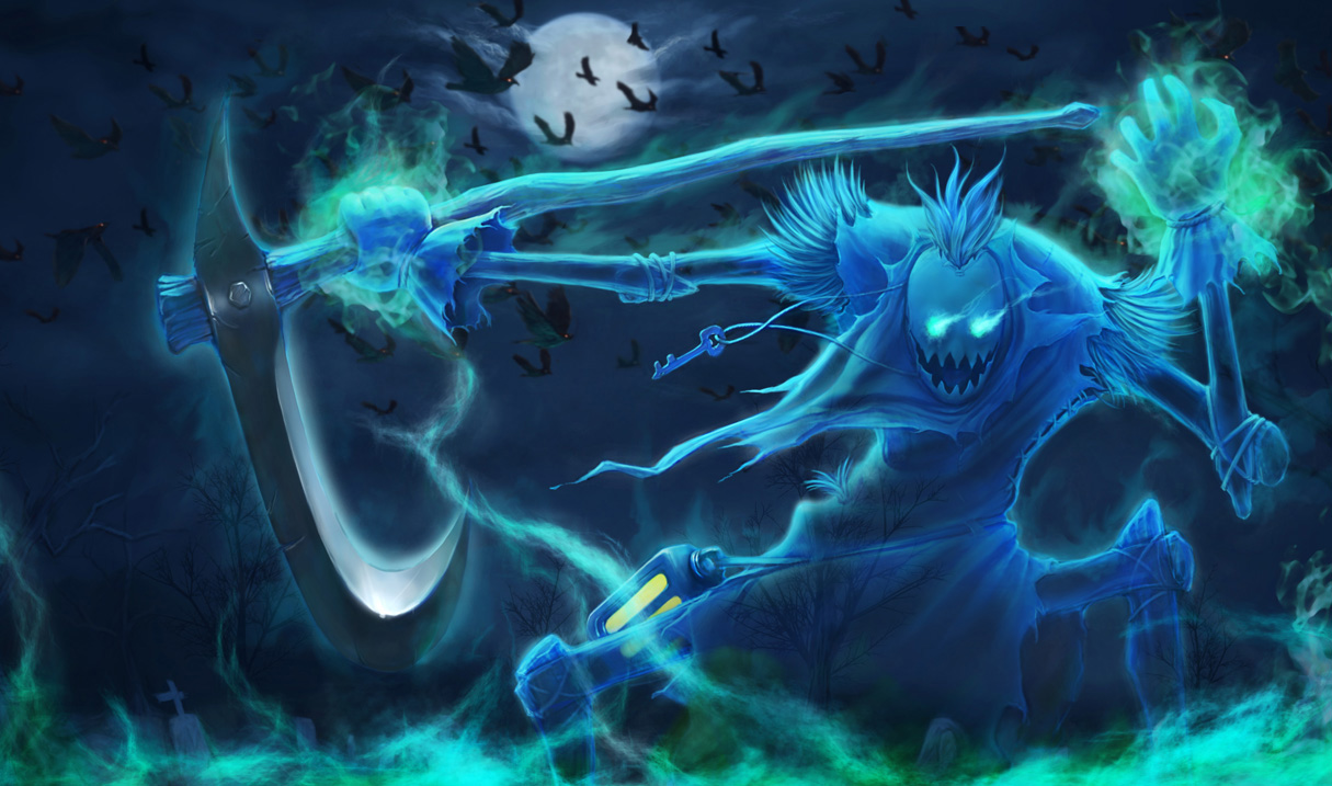 Spectral Fiddlesticks Skin - Chinese