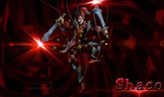 Shaco Wallpaper by Chipinators