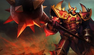 Dragon Knight Mordekaiser Skin