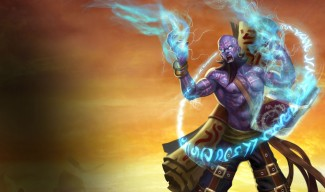 Ryze Splash Art