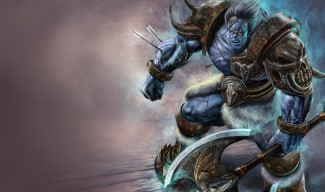 Sion Classic Skin - Chinese (1)
