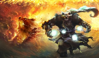 Udyr Classic Skin - Chinese
